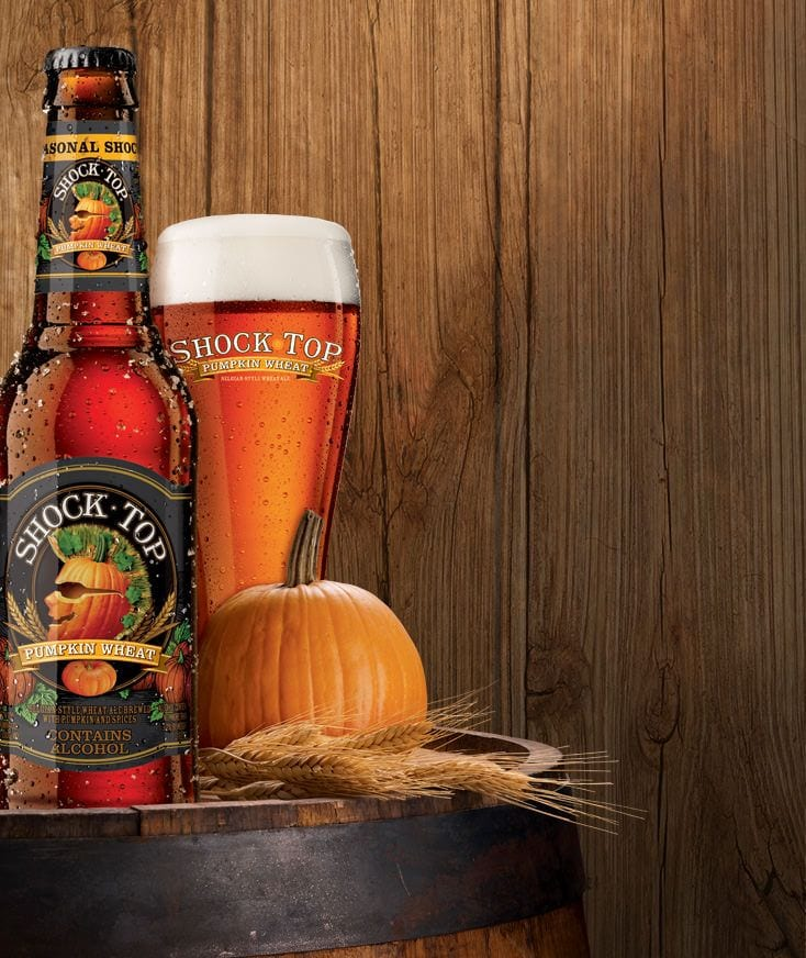 Shocktop Pumpkin Wheat Ale