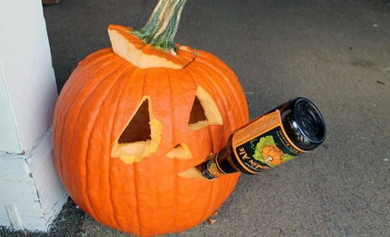 Halloween Beverage Dispenser