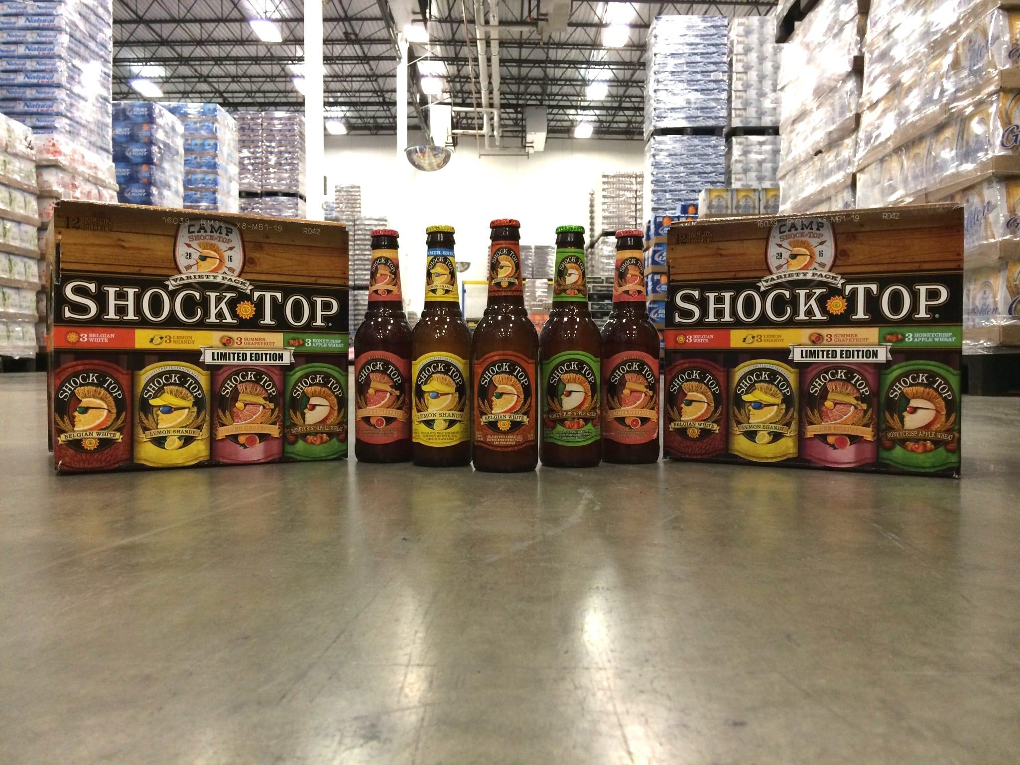 Shock Top Summer Variety